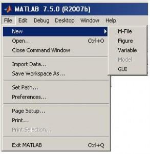 Create Scripts | Matlab Geeks
